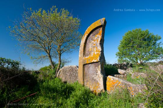 Tomba dei Giganti Perda Longa e Figu, BORORE (NU)