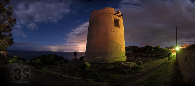 Torre de Su Fenugu, Torre delle Stelle