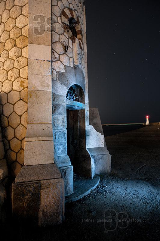 Molo della Mezza Luna, Cagliari