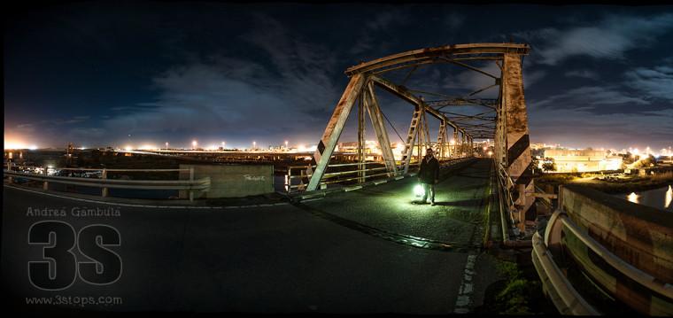 Ponte della Scafa, Cagliari