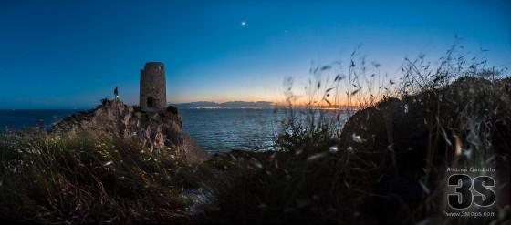 Torre di Cala Bernat (Perdusemmini) – Cagliari.